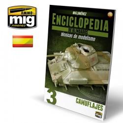 Enciclopedia de Modelismo - Blindados 3 - Camuflaje (Castellano)