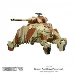 German Zeus Heavy Mechpanzer