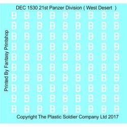 21st Panzer Division Western Desert