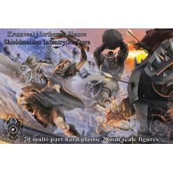 Shieldmaiden Infantry/Rangers (20)
