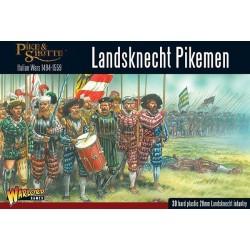 Landsknechts Pikemen (30)
