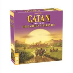 Catán: Mercaderes y Bárbaros