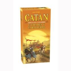 Ciudades y Caballeros de Catán 5-6 Jugadores