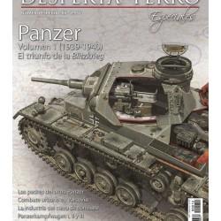 Especial XII: Panzer (voI. I). El triunfo de la Blitzkrieg 1939-1940