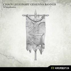 Chaos Legionary Gehenna Banner (1)