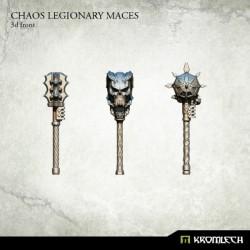 Chaos Legionary Maces (3)