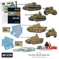 Tank War German starter set
