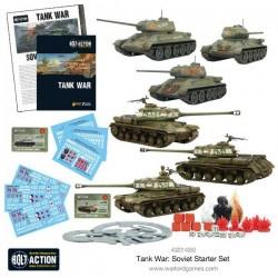 Tank War Soviet starter set