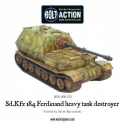 Sd.Kfz 184 Elefant heavy tank destroyer