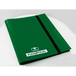 Carpeta para Cartas 4-Pocket Flexxfolio Verde