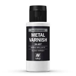 Gloss Metal Varnish 60ml