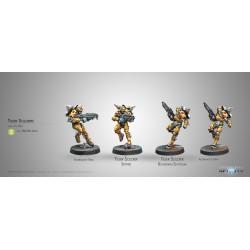 Tiger Soldiers (Spitfire/ Boarding Shotgun)