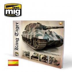 King Tiger - Guia Visual Para Modelistas (Castellano)