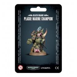 Death Guard Plague Marine Champion