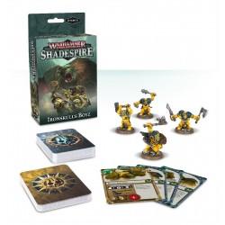 Warhammer Underworlds: Ironskull's Boyz (Castellano)