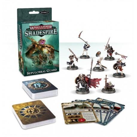 Warhammer Underworlds: Sepulchral Guard (Castellano)