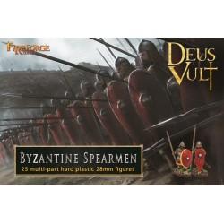 Byzantine Spearmen Skoutatoi (25)