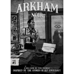 Arkham Noir - Los asesinatos del culto de la bruja