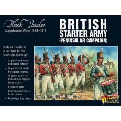 Napoleonic British Starter Army (Peninsular Campaign)