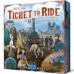 ¡Aventureros al Tren! Francia (Mas El Viejo Oeste)