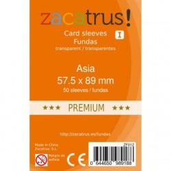 Fundas Asia Premium - 57.5x89mm (50)