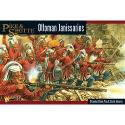 Ottoman Janissaries
