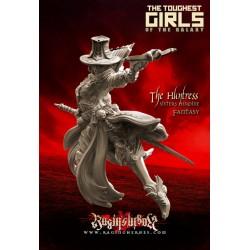The Huntress (Fantasy)