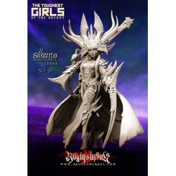 Silkeeriss, Hunter Pack Leader (SF)