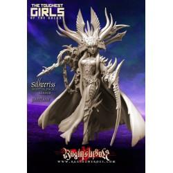Silkeeriss, Hunter Pack Leader (Fantasy)