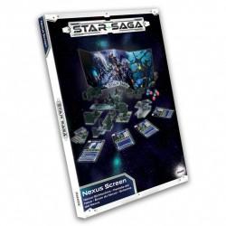 Star Saga Nexus Screen (Inglés)