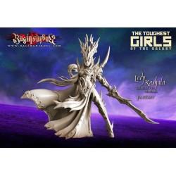 Lady Kashala, Dark Elf General (Fantasy)