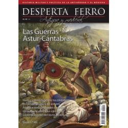 Desperta Ferro Antigua y Medieval Nº 45: Las Guerras Astur-Cántabras