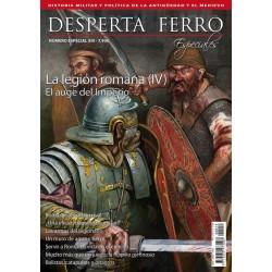 Especial XIII: La Legión Romana (IV). El auge del Imperio