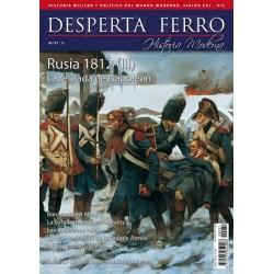 Desperta Ferro Moderna Nº 31: Rusia 1812 (III). La retirada de Napoleón
