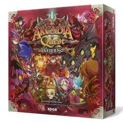 Arcadia Quest Infierno
