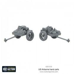 US Airborne Hand Carts