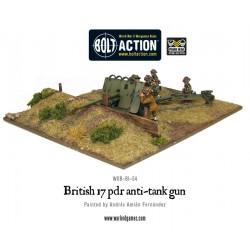 British Army 17 pdr AT Gun