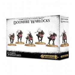 Daughters of Khaine Doomfire Warlocks