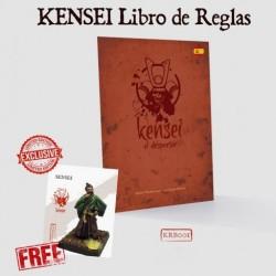 Reglamento Kensei + Mini Promo (Castellano)