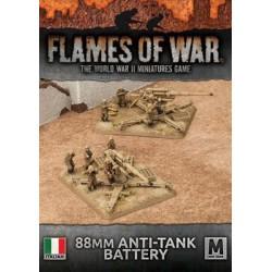 Italian Heavy AA Battery (Plastic, x2 Flak36)