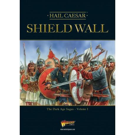 Shield Wall - The Dark Age Sagas (Inglés)