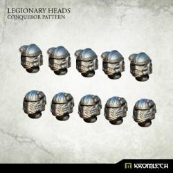 Legionary Heads: Conqueror Pattern (10)