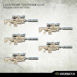 Legionary Thunder Gun: Retribution Pattern (5)