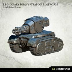 Legionary Heavy Weapon Platform: Annihilation Beamer (1)