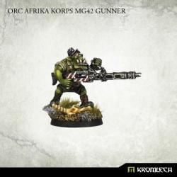 Orc Afrika Korps MG42 Gunner
