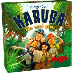 Karuba - Juego de cartas