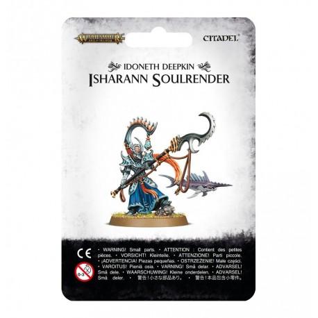 Idoneth Deepkin: Isharann Soulrender (1)