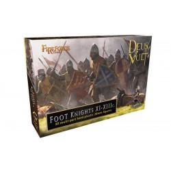 Foot Knights XI-XIII (30)