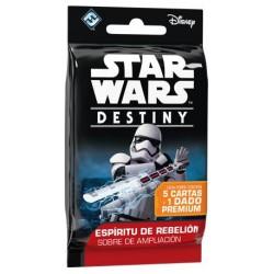 Star Wars: Destiny Espíritu de Rebelión: Sobres de Ampliación