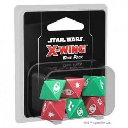 X-Wing: Segunda Edición Pack de dados
